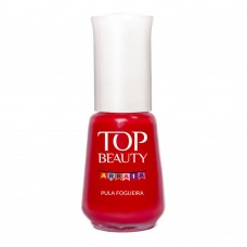 Esmalte Top Beauty -  Pula Fogueira