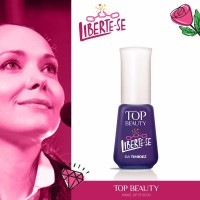 Esmalte Top Beauty -  Liberte-se Da Timidez