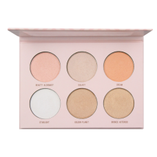 Iluminador Paleta Highlighter Palette  7501 Ruby Rose