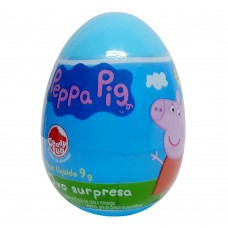 Ovo Surpresa Peppa Pig Candy Fun