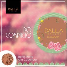 Pó Compacto Micronizado Dalla Make Up