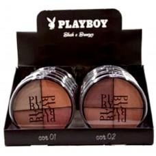 Quarteto de Blushes 88781 Playboy