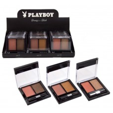 Blush & Bronzer Matt 92977 Playboy
