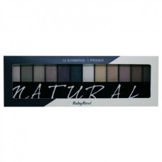 Paleta Sombras 9908 Natural Ruby Rose