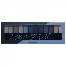 Paleta Sombras 9910 Smokey Ruby Rose