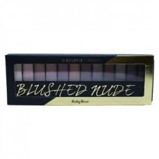 Paleta Sombras 9913 Blushed Nude Ruby Rose