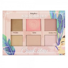 Paleta Cheek Play 7502 Ruby Rose