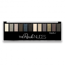 Paleta Sombras 9914 The Rock Nudes Ruby Rose