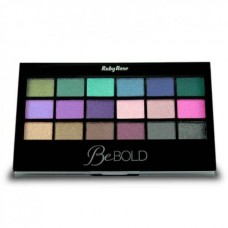 Paleta Sombras Be Bold Ruby Rose