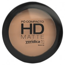Pó Compacto HD Matte Verídica It